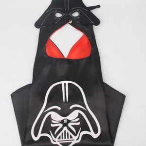 Other - Brand New Darth Vader Cape/Mask Costume 3-8 Year